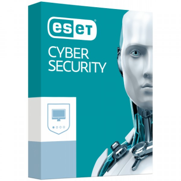 Антивірус ESET Cyber Security для 9 ПК, ліцензія на 1year (35_9_1) - зображення 1