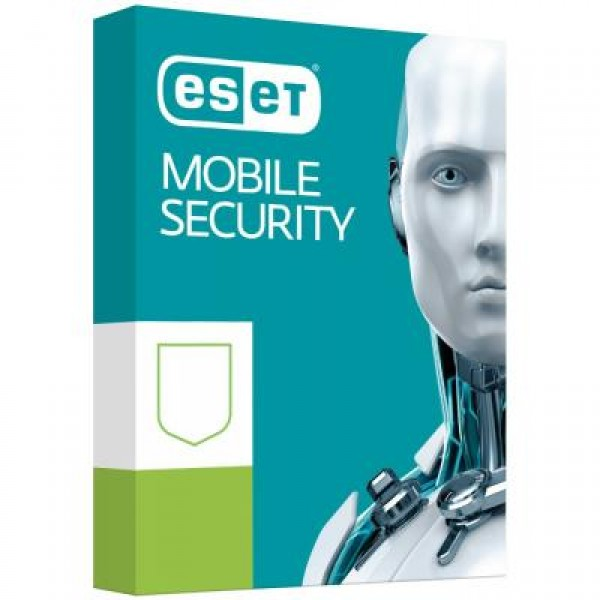 Антивірус ESET Mobile Security 1 ПК, ліцензія на 1year (27_1_1) - зображення 1