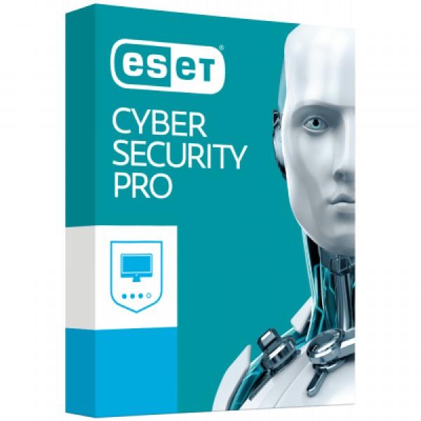 Антивірус ESET Cyber Security Pro для 10 ПК, ліцензія на 1year (36_10_1) - зображення 1