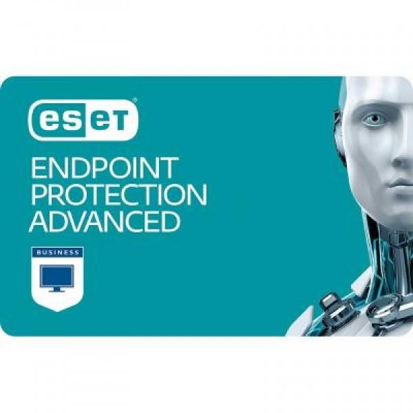 Антивірус ESET Endpoint protection advanced 44 ПК ліцензія на 2year Busines (EEPA_44_2_B) - зображення 1