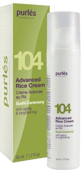 Рисовий крем Purles Зволоження та сяйво шкіри 50 мл (104) - зображення 1