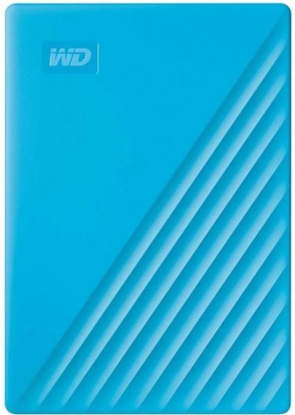 """Жорсткий диск (HDD) Western Digital 2.5"""" 2TB (WDBYVG0020BBL-WESN) - зображення 1"""