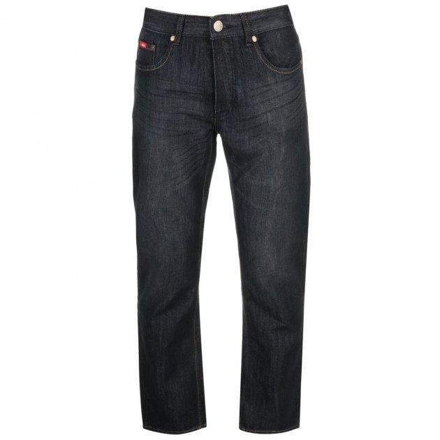 Джинси Lee Cooper Regular Jeans Mens 34WR Чорний (64319193345) - зображення 1
