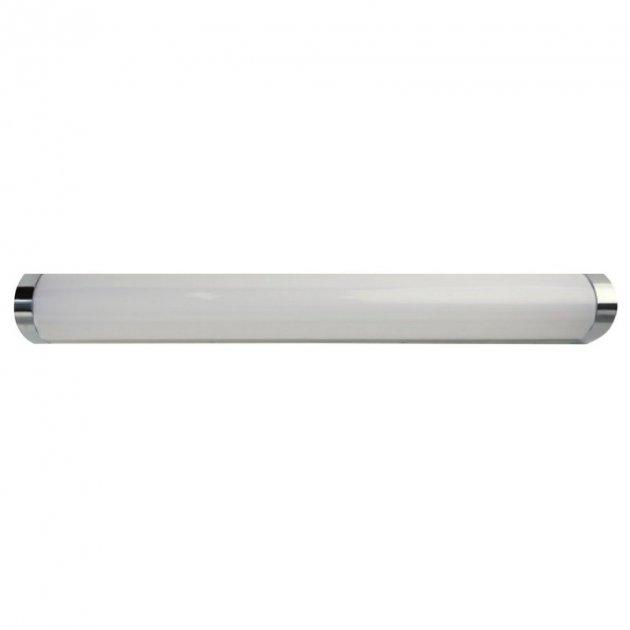 Світильник над дзеркалом світлодіодний LED Horoz Electric EBABIL-12 12W 4200K хром (для дзеркал тощо) 040-010-0012 - зображення 1