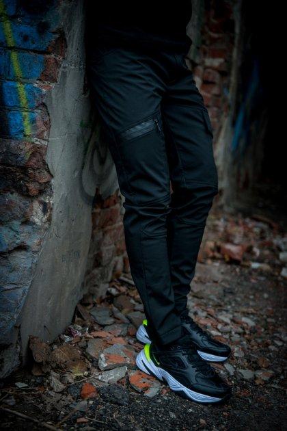 Теплые штаны карго Intruder Conqueror черные M - изображение 1
