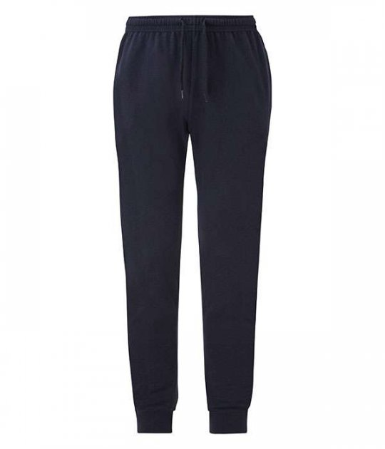 Спортивные брюки Fruit of the Loom Lightweight cuffed jog pants M Темно-синий (0640460AZM) - изображение 1