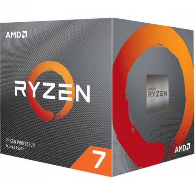 Процесор AMD Ryzen 7 3700X (100-100000071BOX) sAM4 BOX - зображення 1