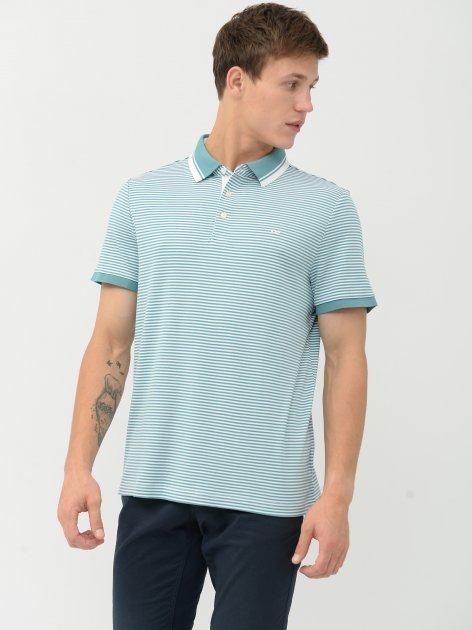 Рубашка-поло Michael Kors CU05JGJ8GF-374 XXL (0194391093076) - изображение 1
