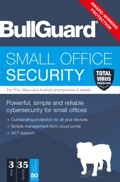 Антивірус Kaspersky Small Office Security 3 year 35 devices - зображення 1