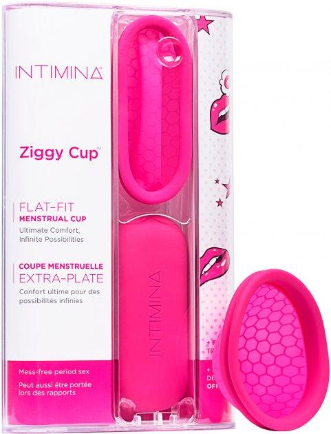 Менструальная чаша Intimina Ziggy Cup (7350075026140) - изображение 1
