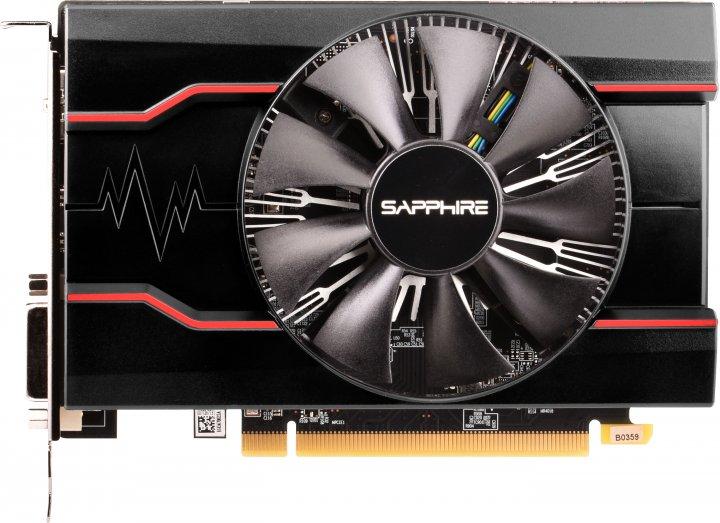 Sapphire PCI-Ex Radeon RX 550 Pulse 2GB GDDR5 (64bit) (1206/6000) (DVI-D, HDMI, DisplayPort) (11268-21-20G) - изображение 1