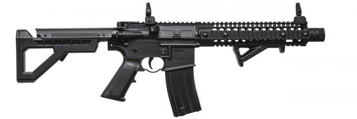 """Гвинтівка пневматична Crosman """"DPMS SBR Full Auto"""" кал.4,5 мм - зображення 1"""