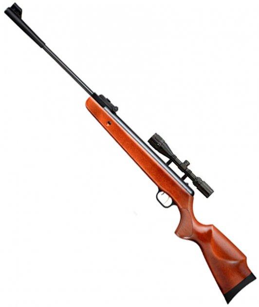Пневматична гвинтівка Artemis SR 1250W NP + Приціл 3-9x40 - зображення 1
