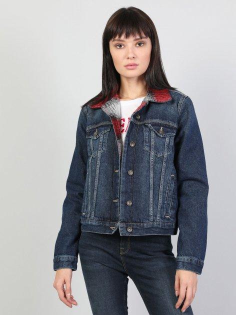 Джинсовая куртка Colin's CL1047241DN40457 XS - изображение 1