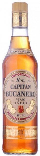 Ром Capitan Bucanero Аньехо 0.7 л 38% (8414771861487) - изображение 1