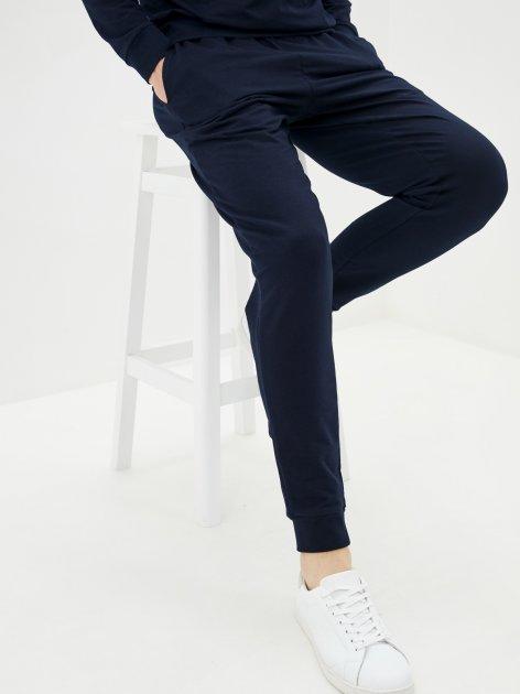 Спортивные штаны ROZA 200119 L Темно-синие (4824005555404) - изображение 1