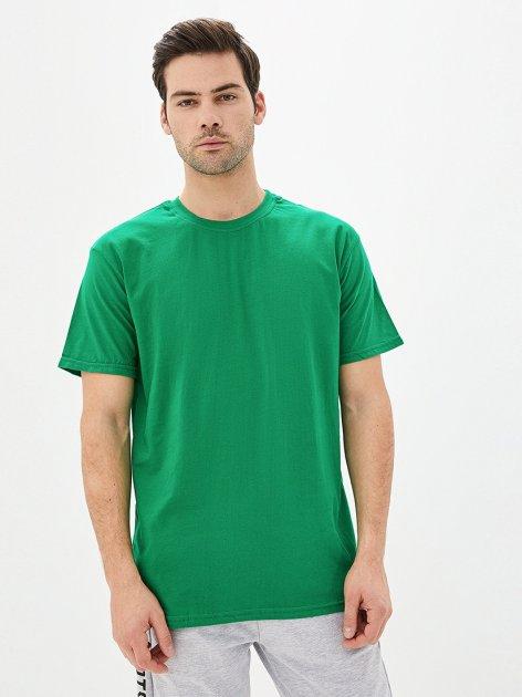 Футболка ROZA 170201 2XL Зеленая (4824005553059) - изображение 1