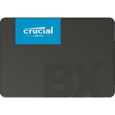 """Накопичувач SSD 2.5"""" 120GB MICRON (CT120BX500SSD1) - зображення 1"""