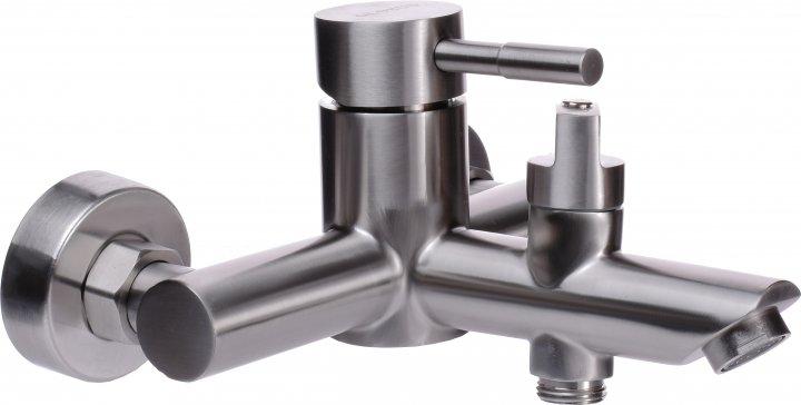Смеситель для ванны GLOBUS LUX Alpen SBT1-102NE с душевым гарнитуром - изображение 1