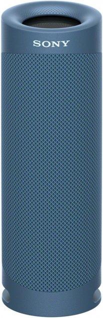 Акустическая система Sony SRS-XB23 Extra Bass Blue (SRSXB23L.RU2) - изображение 1