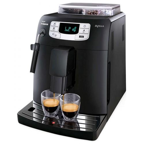 Автоматическая кофемашина Saeco Intelia б/у - изображение 1