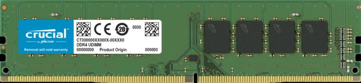 Оперативная память Crucial DDR4-2666 8192MB PC4-21300 (CT8G4DFRA266) - изображение 1