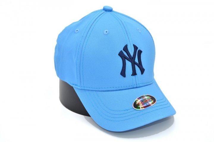 Кепка фулка Classic New York Yankees 55-57 см синяя (C 0919-317) - изображение 1