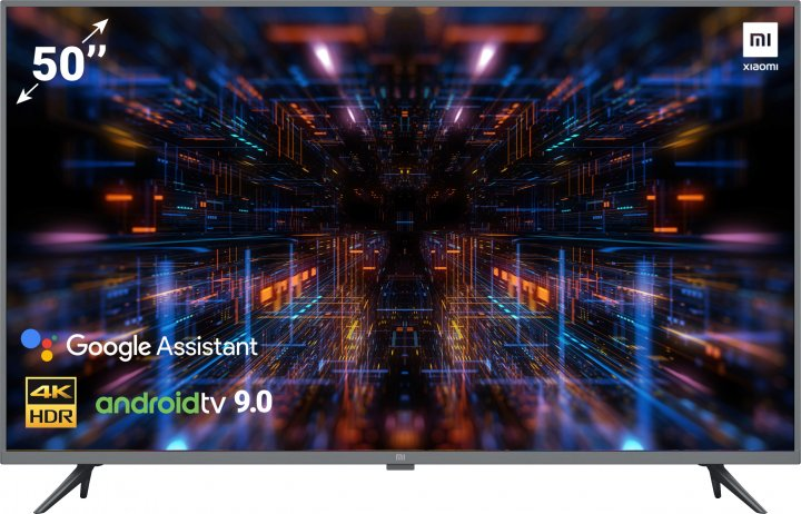 "Телевізор Xiaomi Mi TV UHD 4S 50"" International (L50M5-5ARU) - зображення 1"