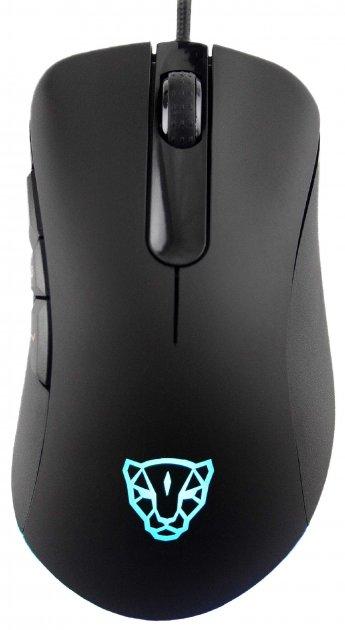 Мышь Motospeed V100 RGB USB Black (mtv100) - изображение 1