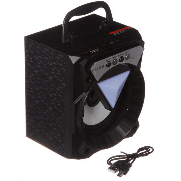 Акустична система бумбокс MS-231 - зображення 1
