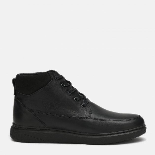 Ботинки Bastion 2078ч 45 30 см Черные (2220000041577) - изображение 1