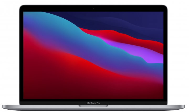"Ноутбук Apple MacBook Pro 13"" M1 256GB 2020 (MYD82) Space Gray - изображение 1"