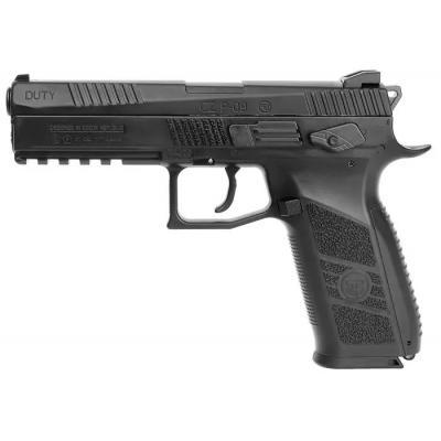 Пневматичний пістолет ASG CZ P-09 Blowback 4,5 мм (17537) - зображення 1