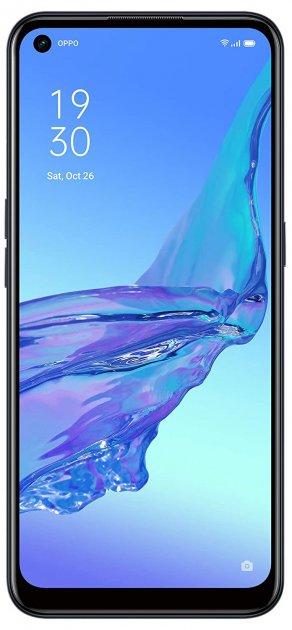 Мобільний телефон OPPO A53 4/64 GB Black - зображення 1