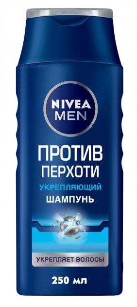 Шампунь против перхоти для укрепления волос Nivea с экстрактом бамбука 250 мл (4005900030405) - изображение 1