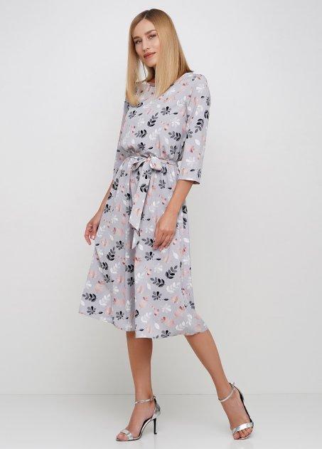 Платье Anastasimo 0166-405 XL (50) Серое (ROZ6400017593) - изображение 1