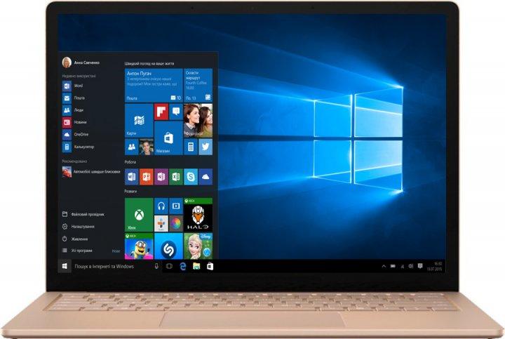 Ноутбук Microsoft Surface Laptop 3 (VGS-00054) Sandstone - изображение 1