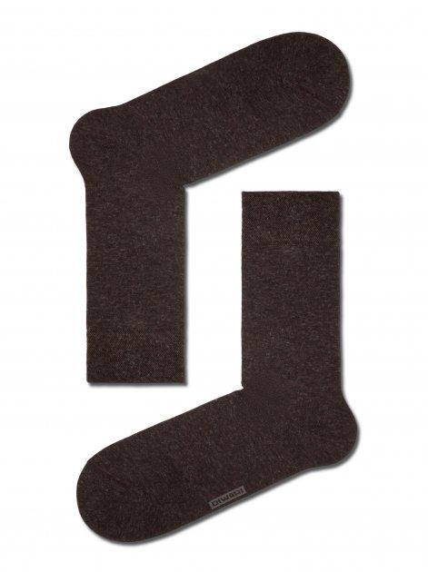 Носки Conte Comfort Кашемир 15С-66СП-0 42-43 Темно-коричневые (4810226202050) - изображение 1