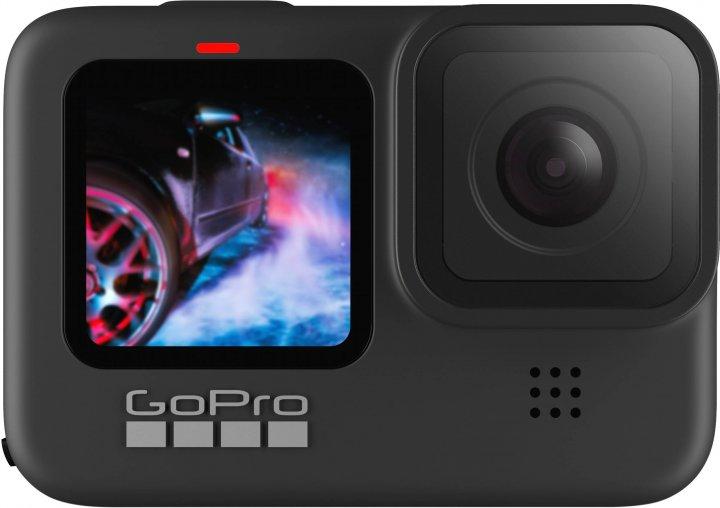 Видеокамера GoPro HERO 9 Black (CHDHX-901-RW)