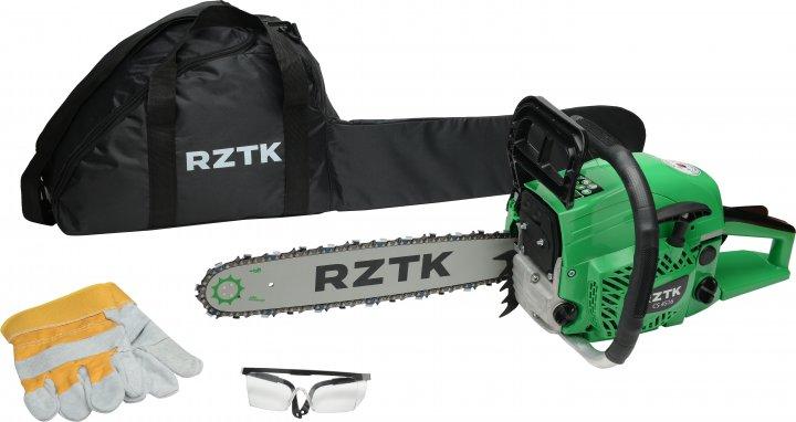 Цепная бензиновая пила RZTK CS 4516