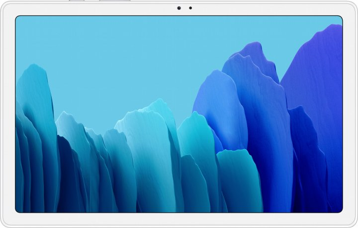 """Планшет Samsung Galaxy Tab A7 10.4"""" Wi-Fi 32GB Silver (SM-T500NZSASEK) - изображение 1"""