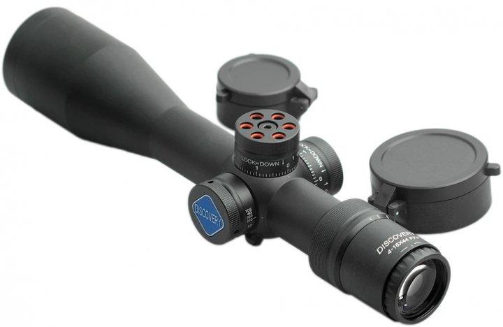 Приціл оптичний Discovery VT-3 4-16x44 SF FFP - зображення 1