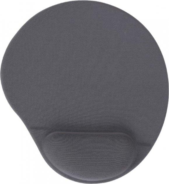 Игровая поверхность Gembird MP-GEL Grey (MP-GEL-GR) - изображение 1