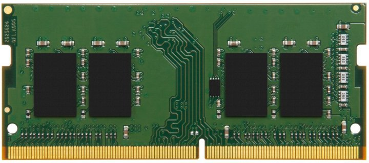 Оперативная память Kingston SODIMM DDR4-3200 8192MB PC4-25600 ValueRAM (KVR32S22S6/8) - изображение 1