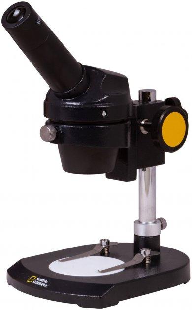 Микроскоп National Geographic Mono 20x с кейсом (9119100)