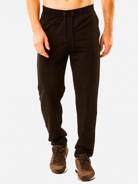 Спортивные штаны DEMMA 781 52 Черные (4821000036693_Dem2000000010489) - изображение 1