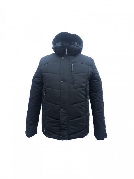 Куртка Season П 109 54 Черная - изображение 1