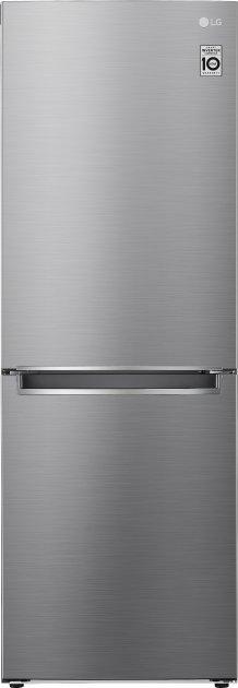Двокамерний холодильник LG GС-B399SMCM - зображення 1
