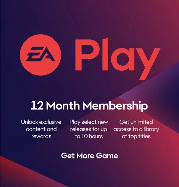 Підписка EA PLAY (EA ACCESS) - 12 Місяців (XBOX ONE) | Всі країни - зображення 1