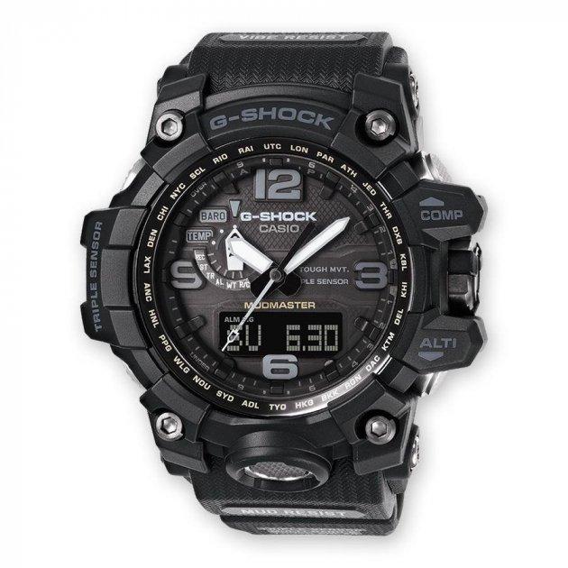 Годинник Casio G-Shock GWG-1000-1A1ER - зображення 1